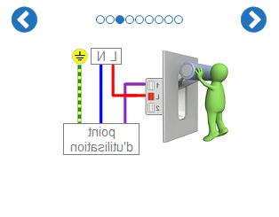 Comment brancher un interrupteur a une lumière ?