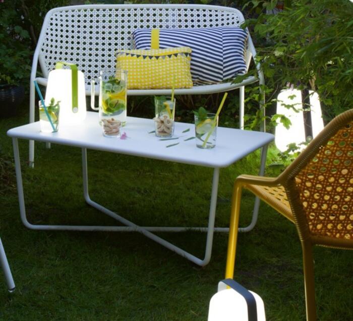 Comment éclairer sa table de jardin ?