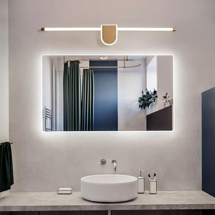 Comment éclairer son miroir de salle de bain ?