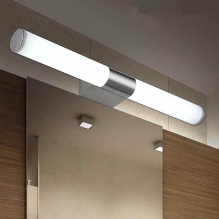 Comment éclairer un miroir de salle de bain ?