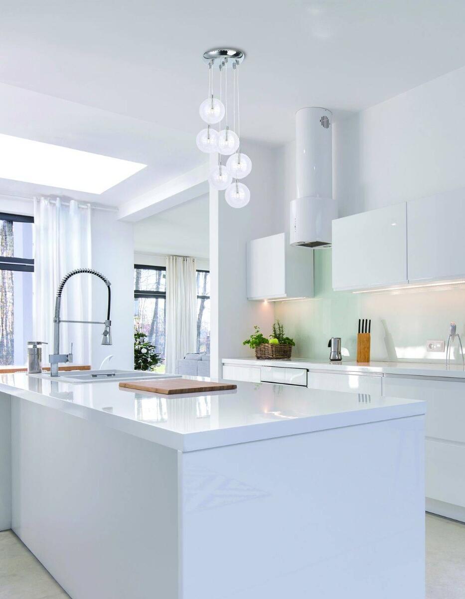 Comment éclairer une cuisine ouverte ?