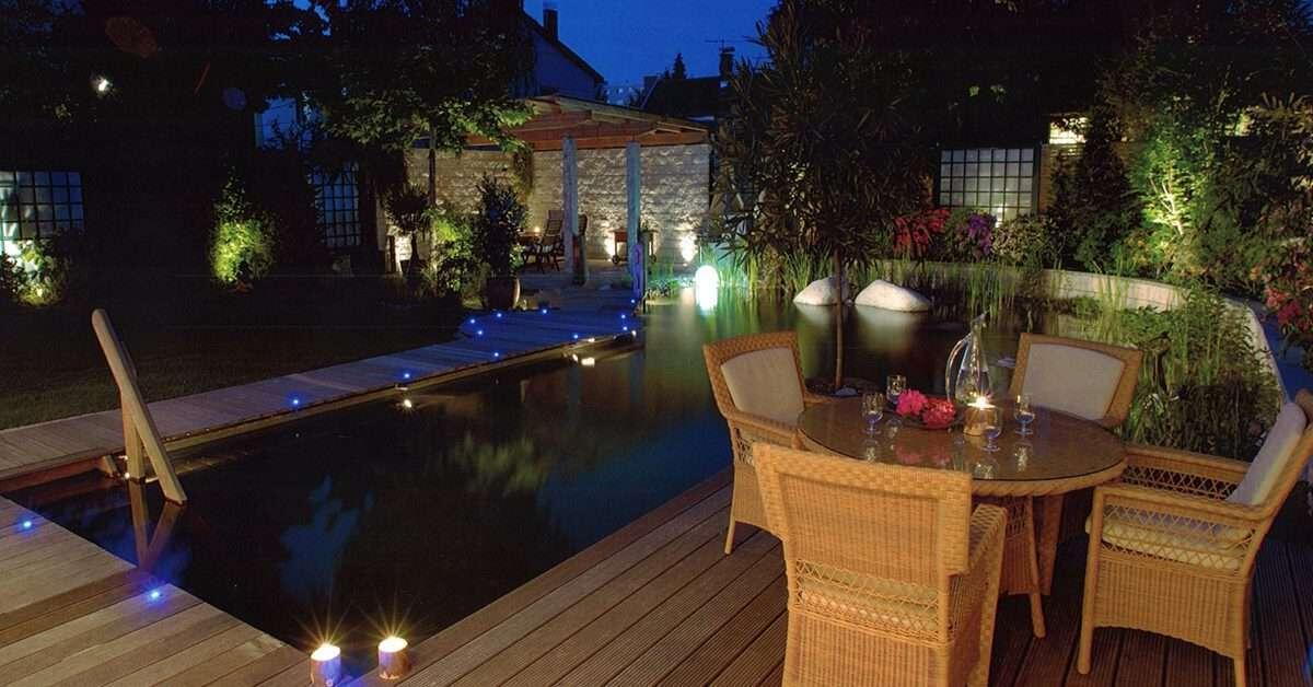 Comment éclairer une terrasse extérieure ?
