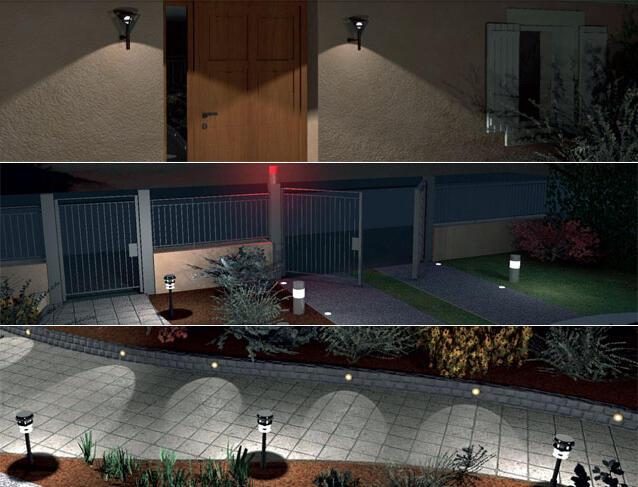 Comment éclairer une terrasse sans électricité ?