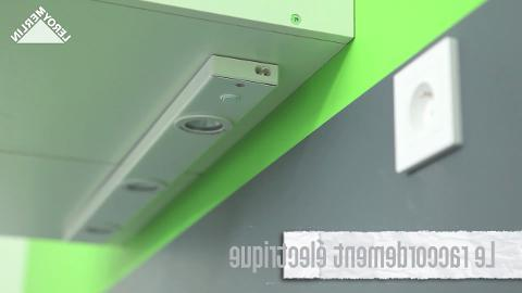 Comment mettre des LED sur un meuble TV ?