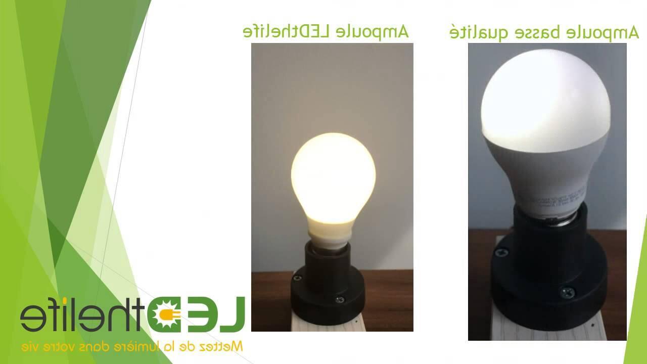 Comment savoir si un tube LED est HS ?