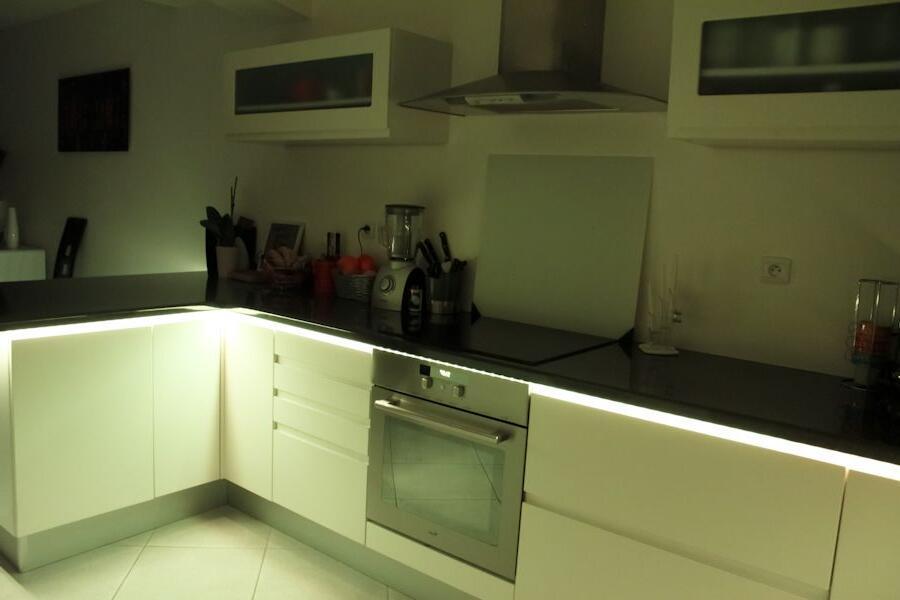 Où mettre des spots dans une cuisine ?