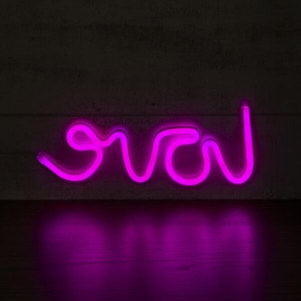 Où trouver des néons de couleur ?