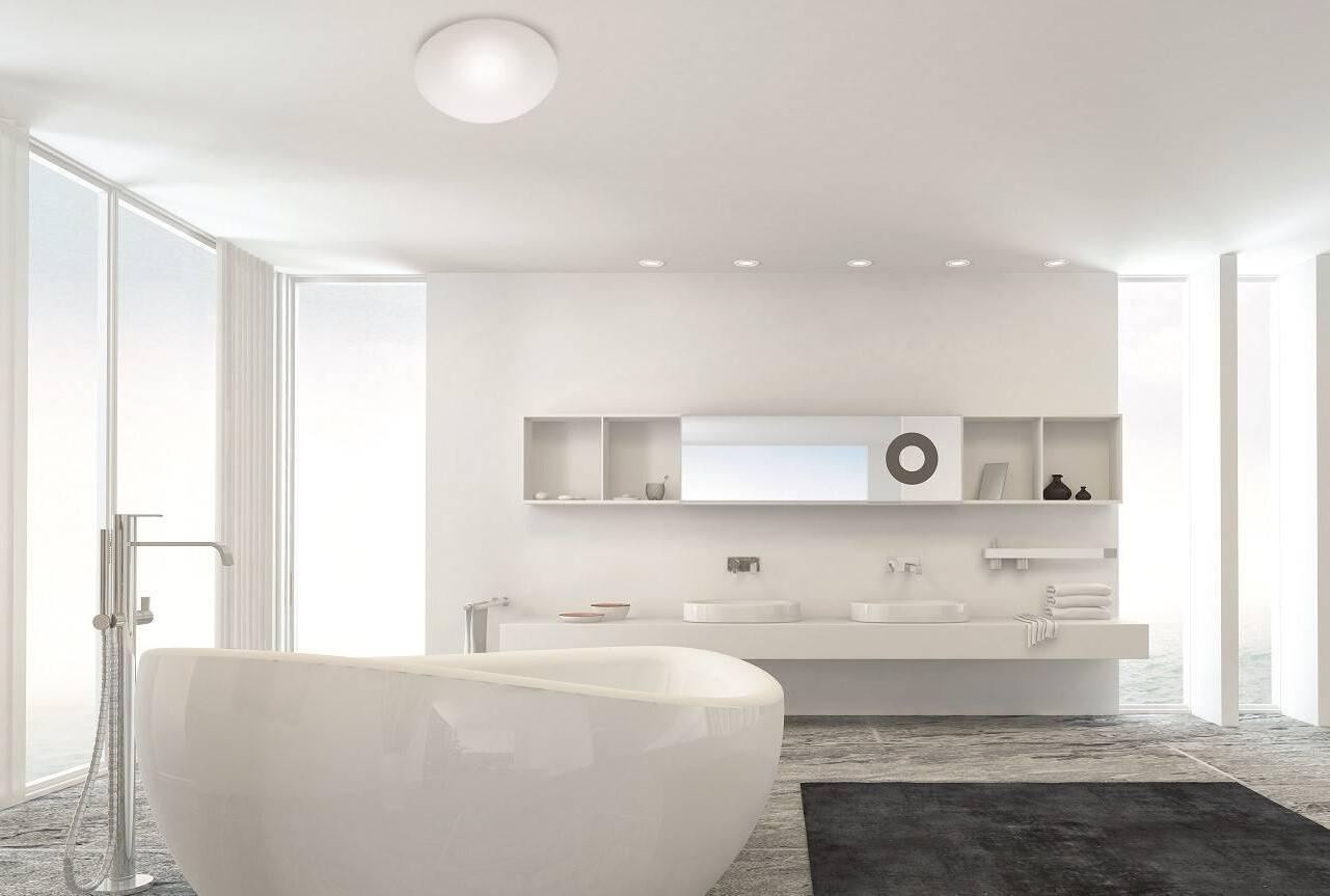 Quel IP pour les salles de bain ?