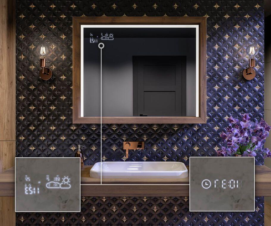 Quel éclairage pour miroir salle de bain ?