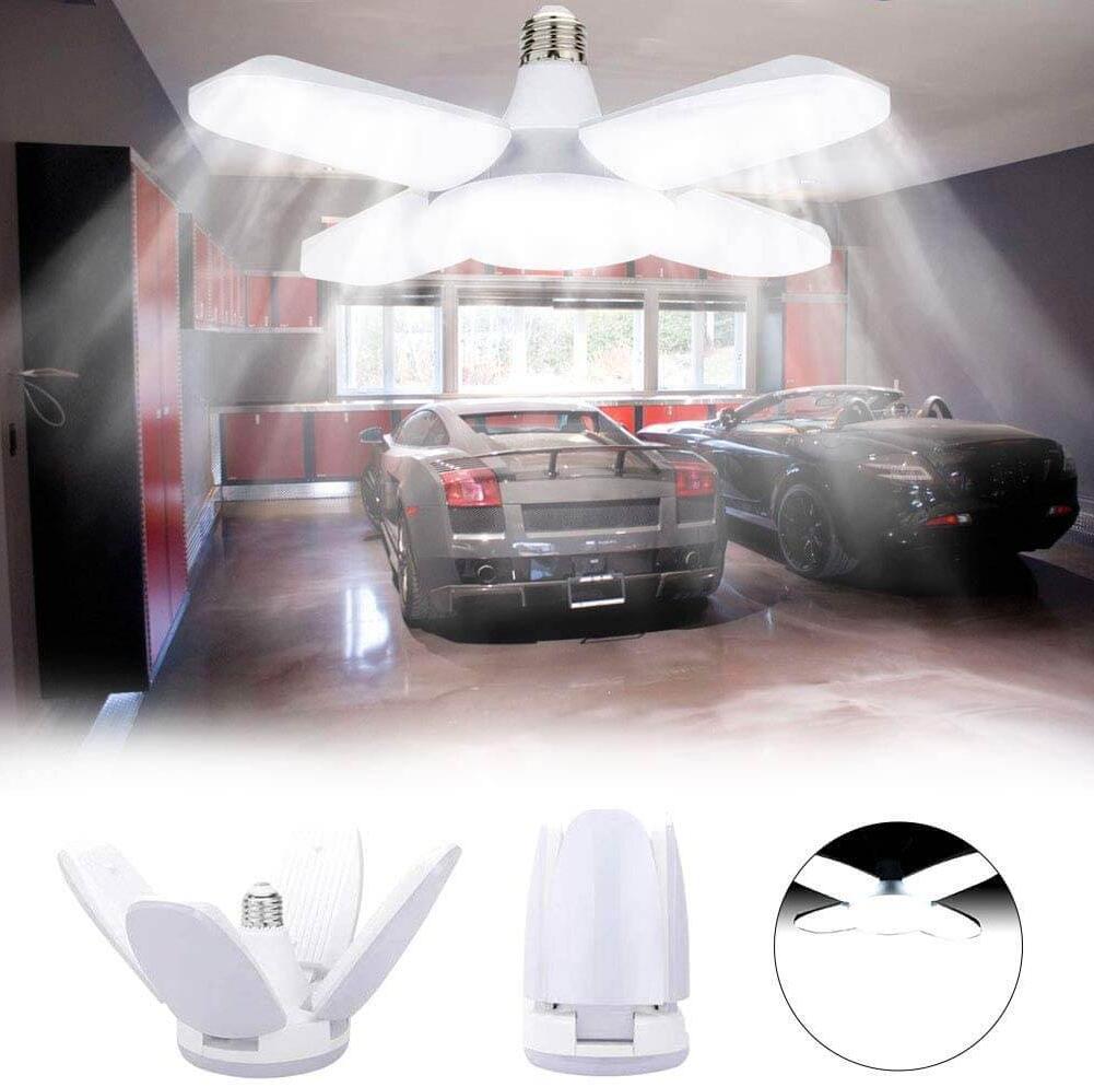 Quel éclairage pour un garage ?