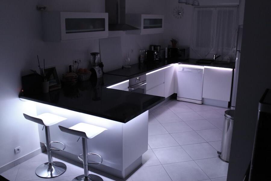 Quel est le meilleur éclairage pour une cuisine ?