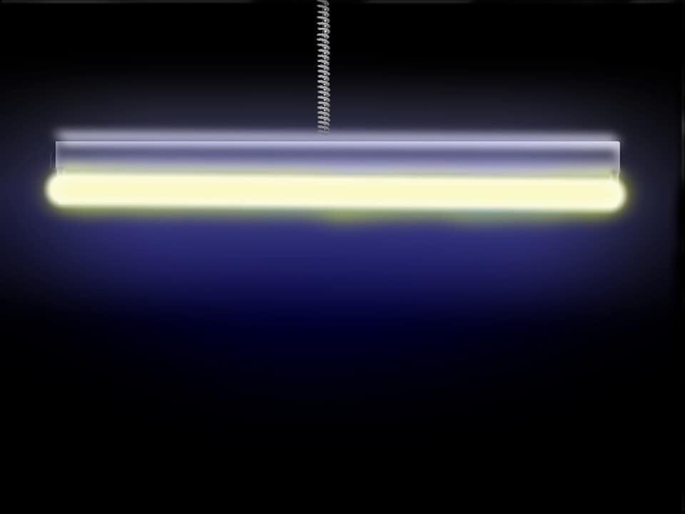 Quel est le vrai nom de l'ampoule néon ?