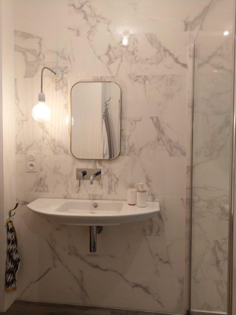 Quel lampe mettre dans une salle de bain ?