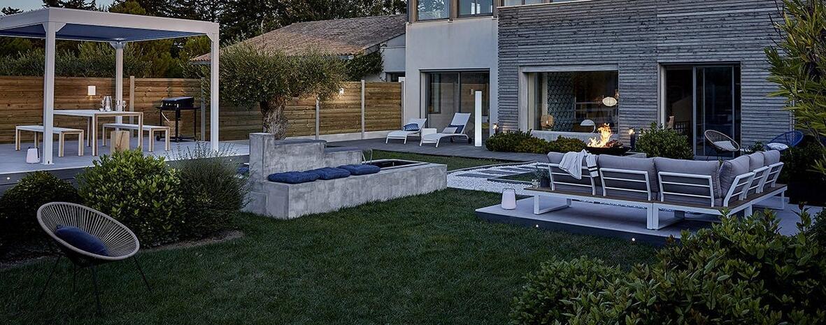 Quel projecteur pour une terrasse ?