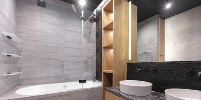 Quel type d'éclairage miroir salle de bains ?