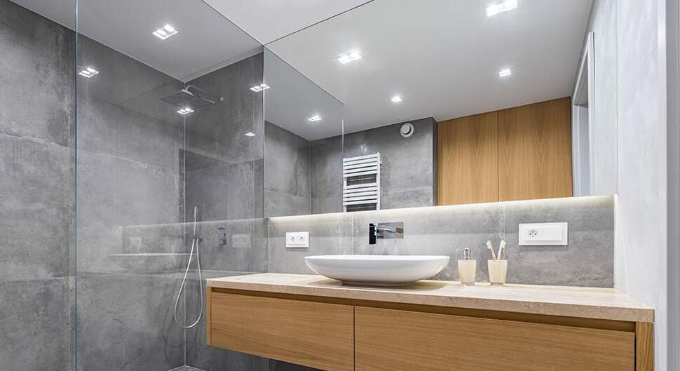 Quelle IP pour salle de bain ?