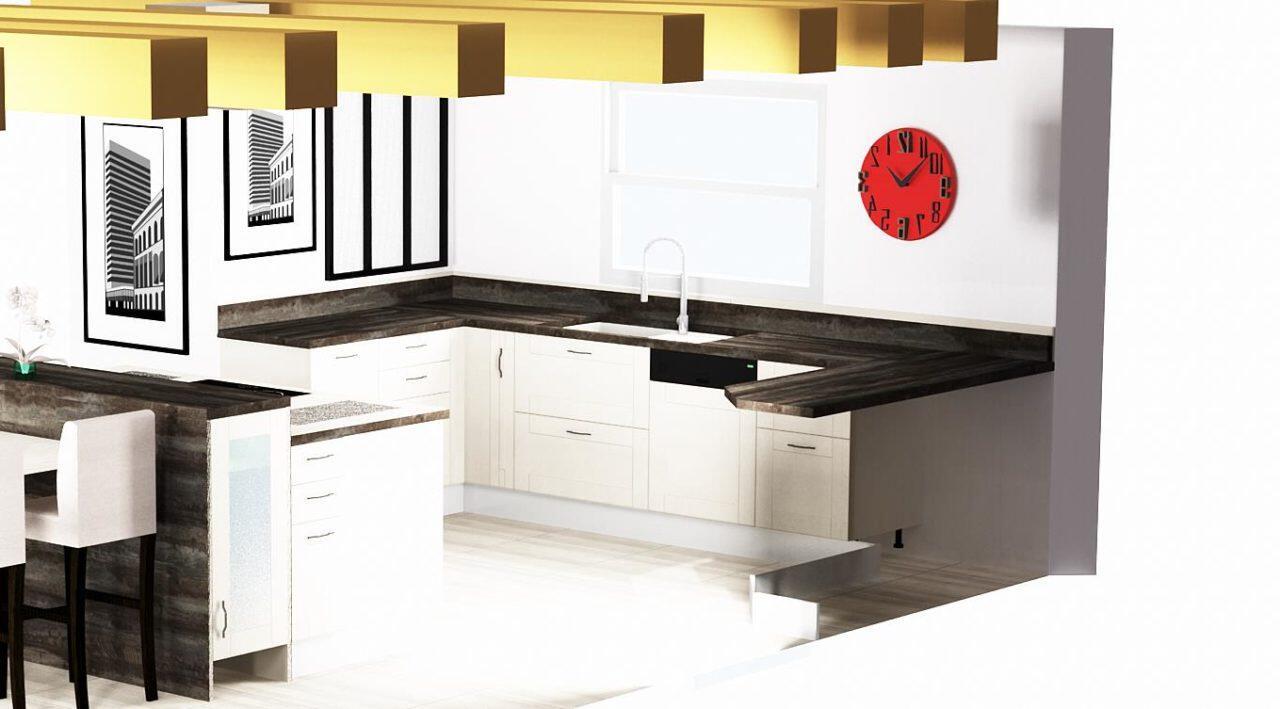 Quelle couleur de lumière pour cuisine ?