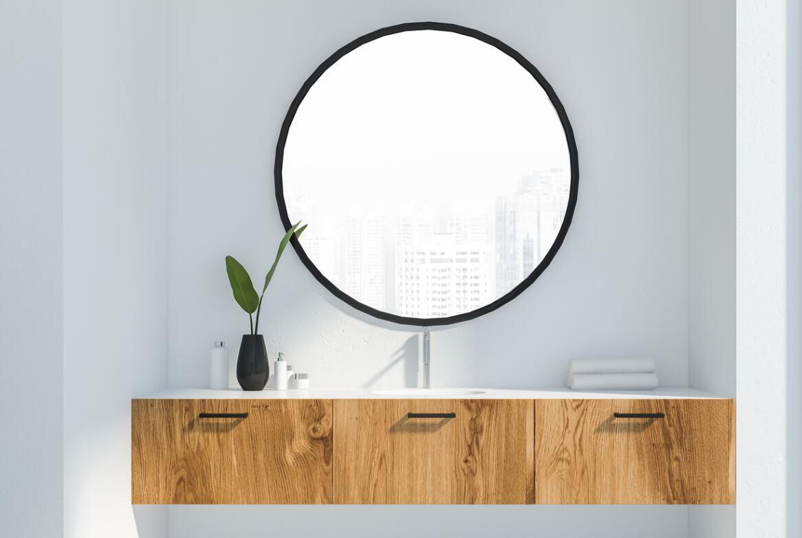 Quelle hauteur pour poser un miroir ?