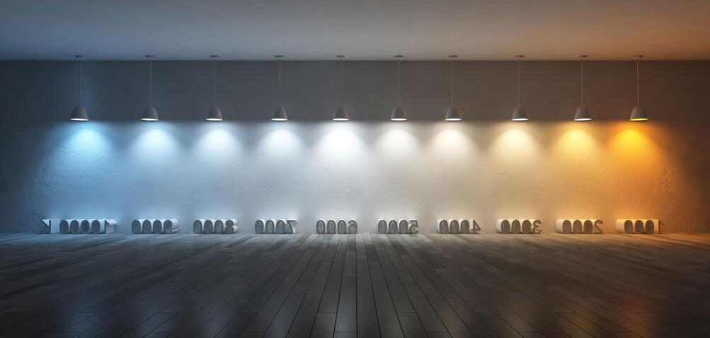 Quelle lumière dans un dressing ?