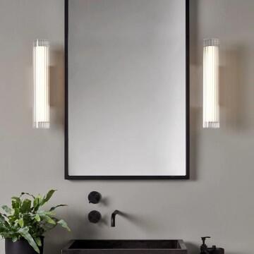 Quelle luminaire dans les toilettes ?