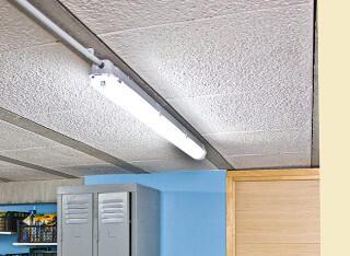 Quelle puissance d'éclairage pour un garage ?