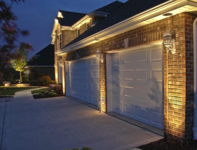 Quelle puissance éclairage garage ?