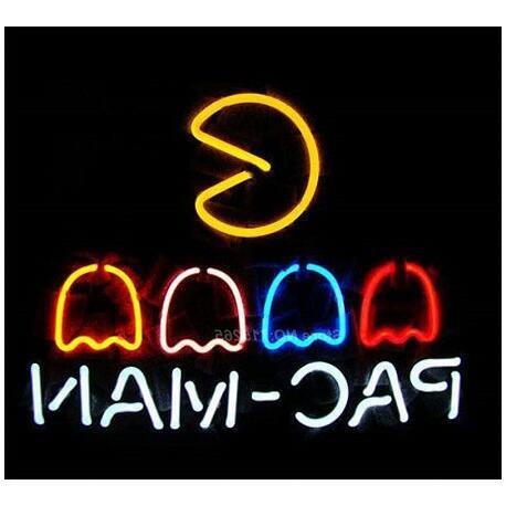 Quels sont les atomes présents dans une lampe dite tube au néon ?