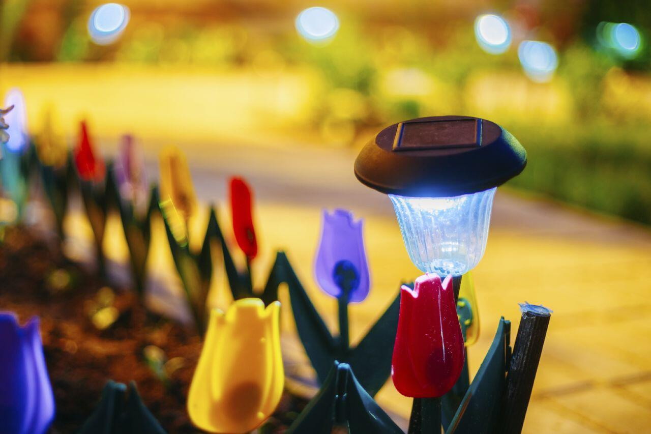 Comment éclairer son jardin pour une fête ?