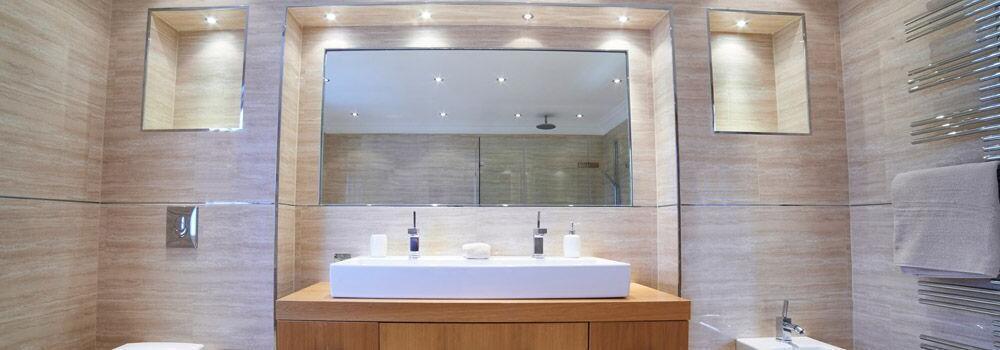 Comment placer ses spots dans la salle de bain ?