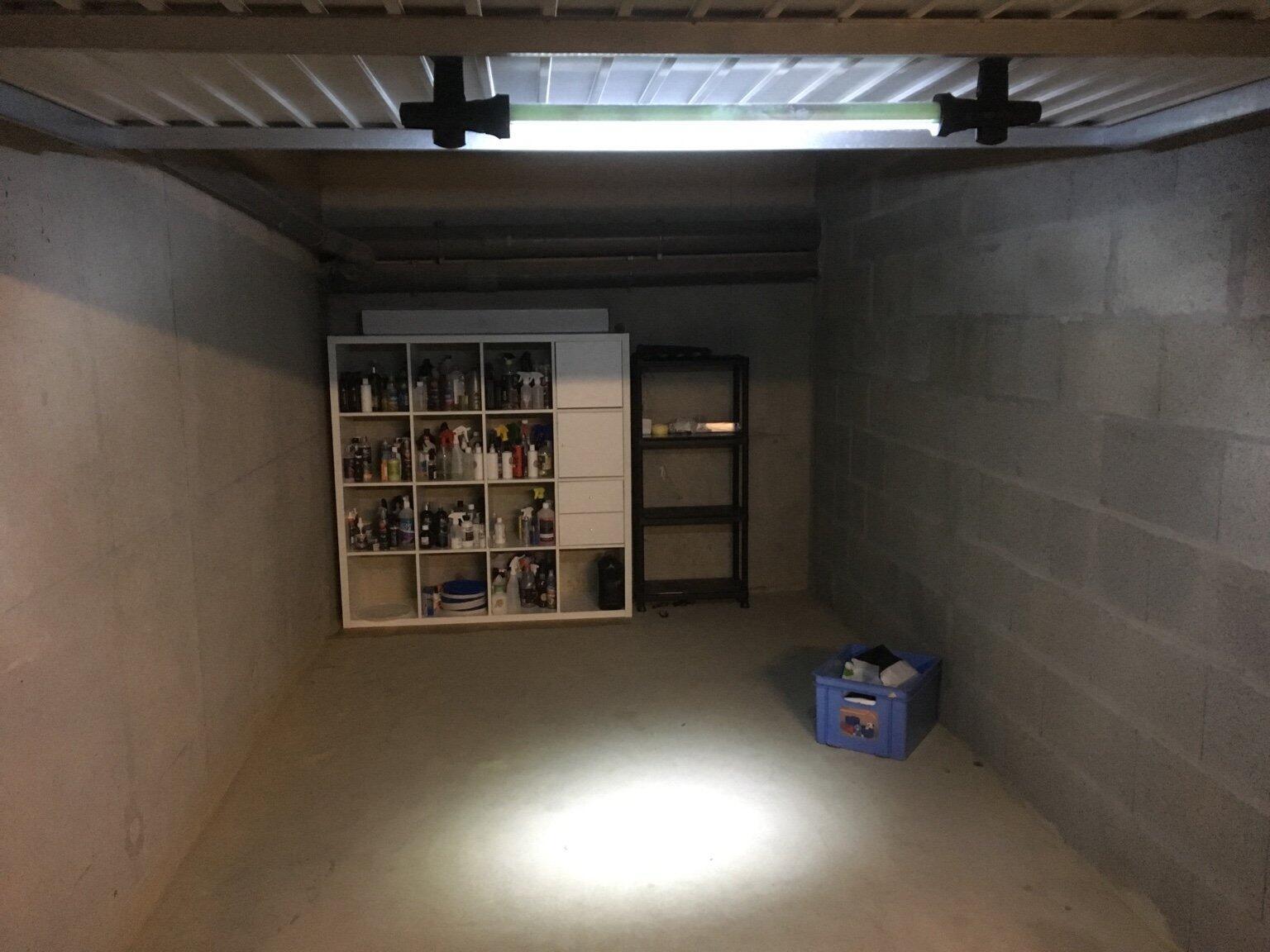 Quel luminaire pour le garage ?