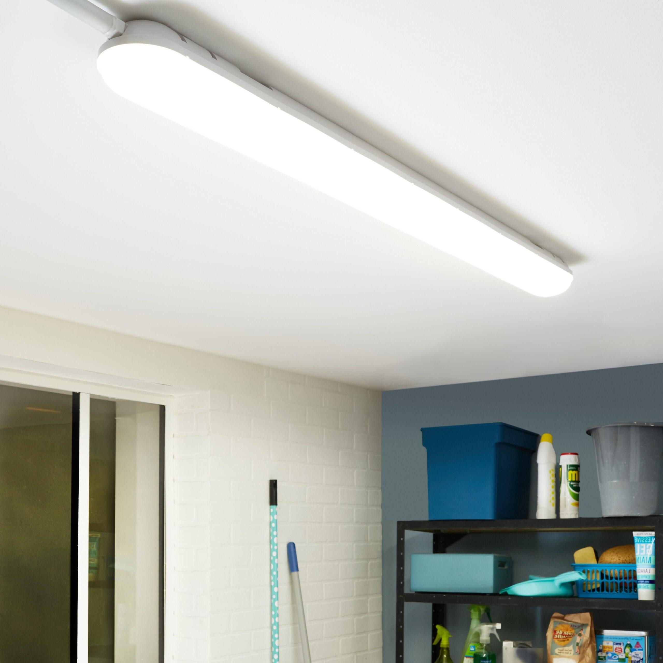 Quelle Reglette LED pour atelier ?