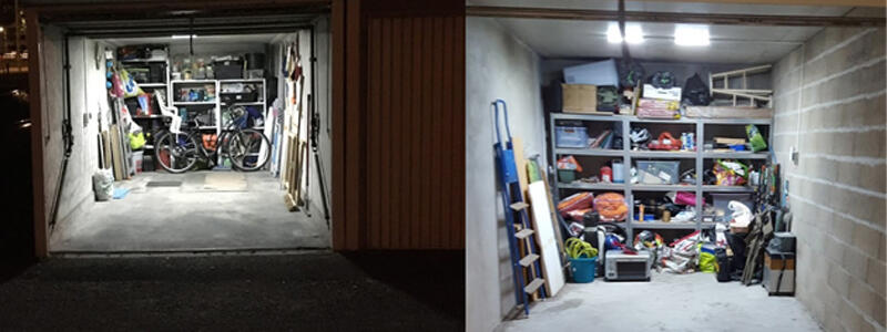 Quelle puissance pour éclairer un garage ?