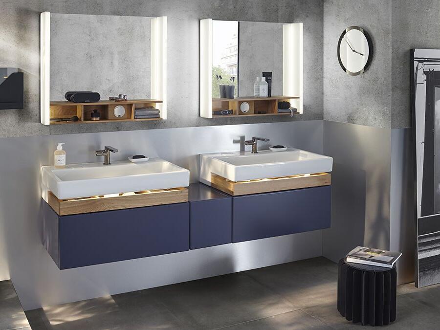 Quelle température de couleur pour salle de bain ?