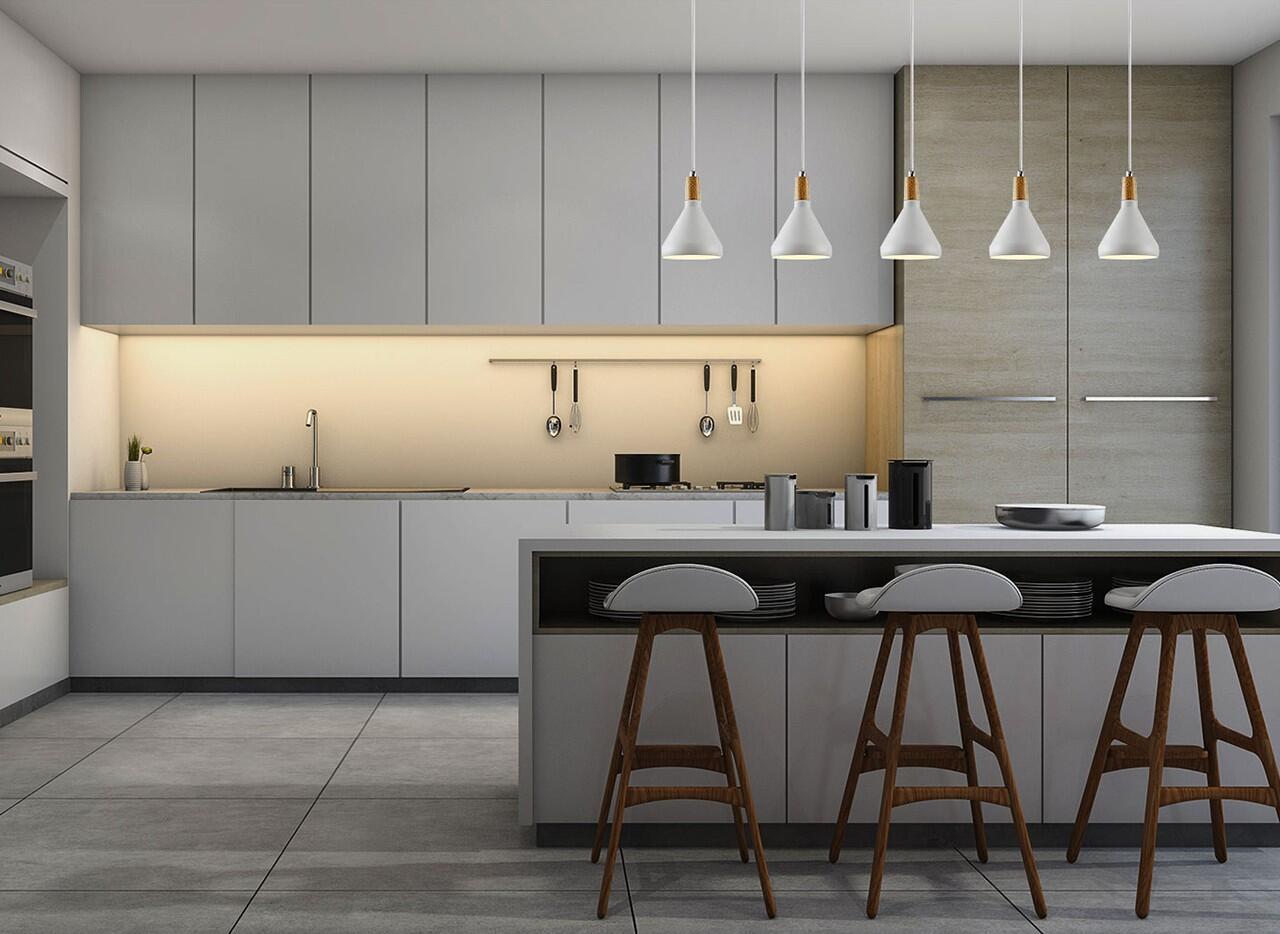 Quels spots LED dans la cuisine ?