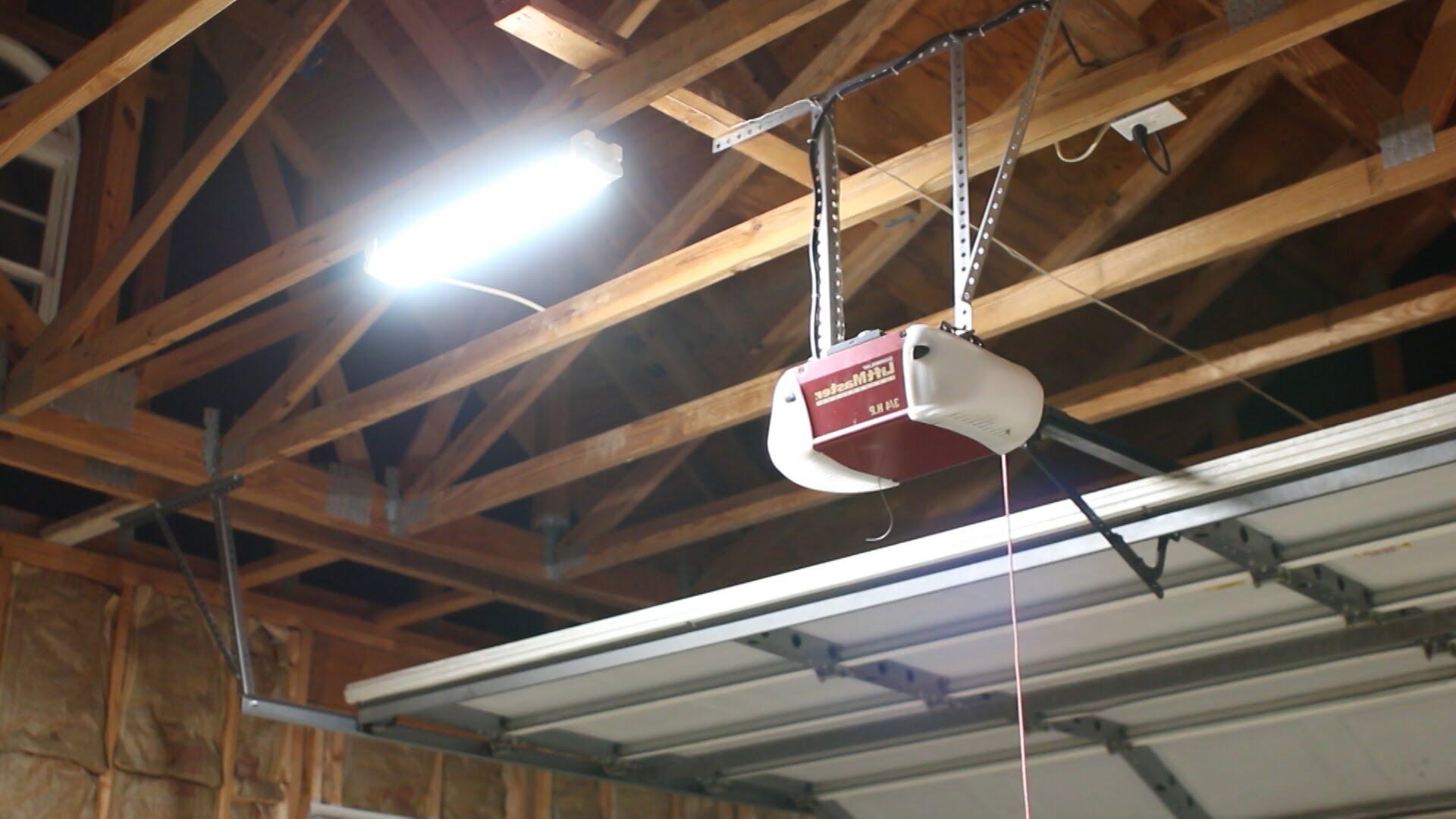 Quelle éclairage à mettre dans un atelier ?